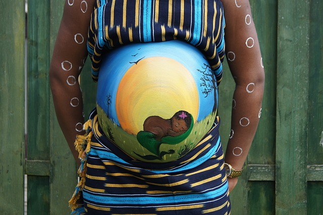 belly_painting gender balance